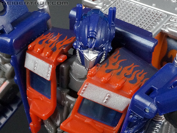 Transformers Movie Trilogy Series Optimus Prime with Trailer (Image #106 of 201)
