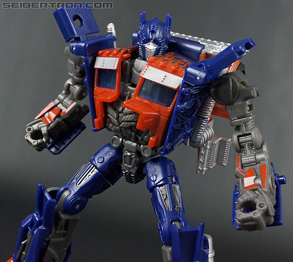 Transformers Movie Trilogy Series Optimus Prime with Trailer (Image #107 of 201)