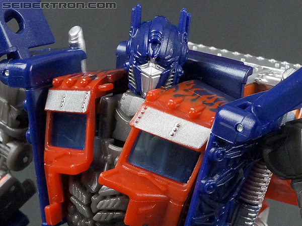 Transformers Movie Trilogy Series Optimus Prime with Trailer (Image #108 of 201)