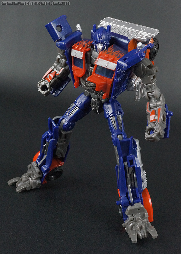 Transformers Movie Trilogy Series Optimus Prime with Trailer (Image #109 of 201)
