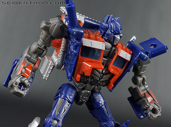 Transformers Movie Trilogy Series Optimus Prime with Trailer (Image #111 of 201)