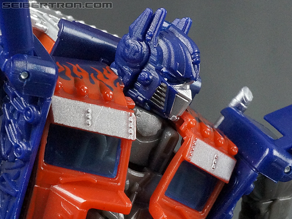Transformers Movie Trilogy Series Optimus Prime with Trailer (Image #112 of 201)