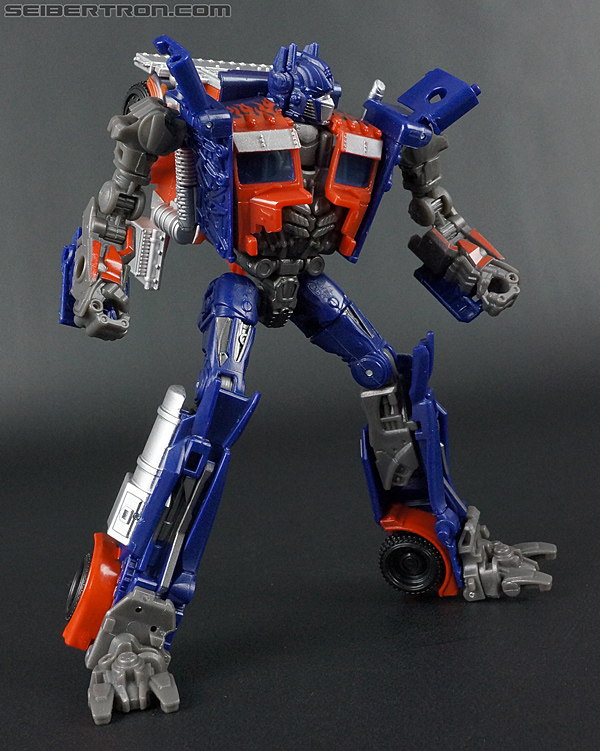 Transformers Movie Trilogy Series Optimus Prime with Trailer (Image #113 of 201)
