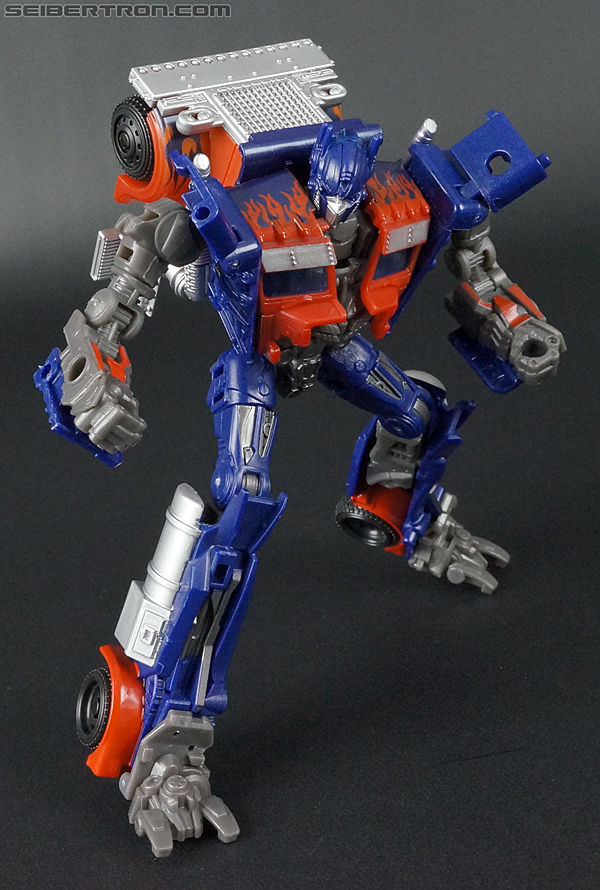 Transformers Movie Trilogy Series Optimus Prime with Trailer (Image #115 of 201)