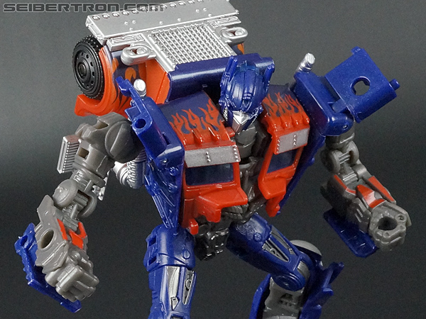 Transformers Movie Trilogy Series Optimus Prime with Trailer (Image #116 of 201)