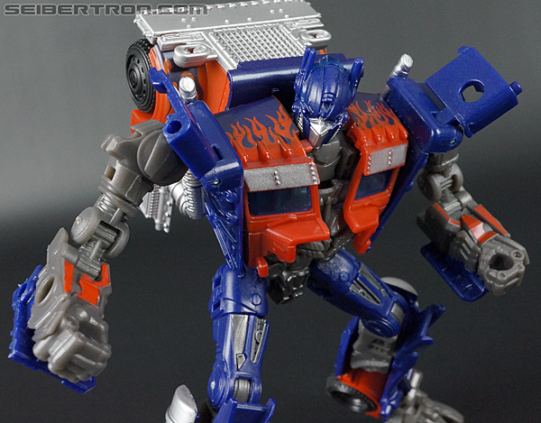 Transformers Movie Trilogy Series Optimus Prime with Trailer (Image #117 of 201)