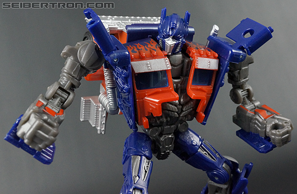 Transformers Movie Trilogy Series Optimus Prime with Trailer (Image #118 of 201)
