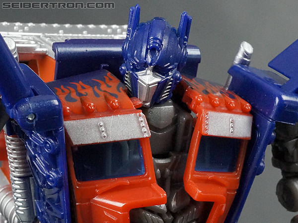 Transformers Movie Trilogy Series Optimus Prime with Trailer (Image #119 of 201)
