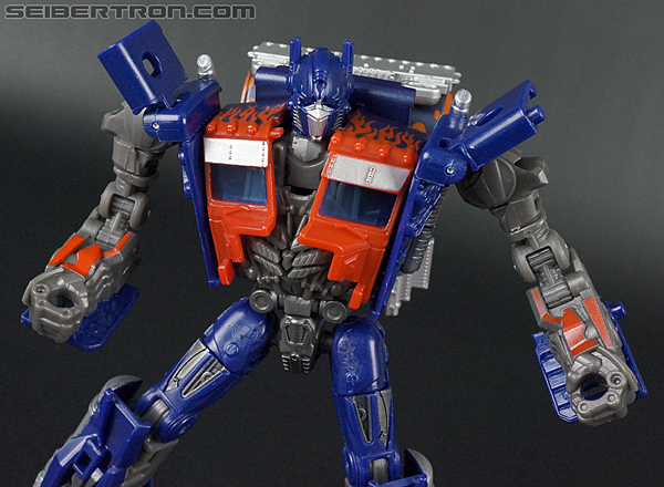 Transformers Movie Trilogy Series Optimus Prime with Trailer (Image #121 of 201)