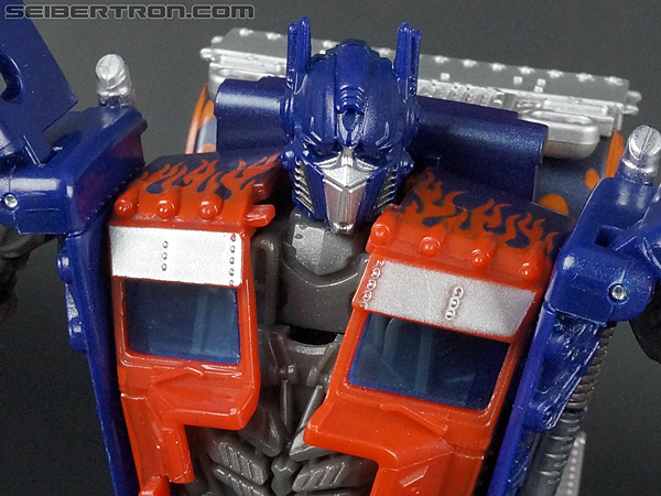 Transformers Movie Trilogy Series Optimus Prime with Trailer (Image #122 of 201)