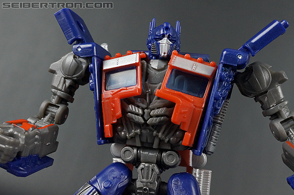 Transformers Movie Trilogy Series Optimus Prime with Trailer (Image #123 of 201)