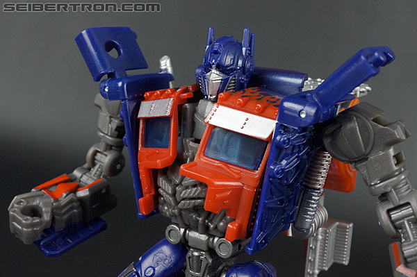 Transformers Movie Trilogy Series Optimus Prime with Trailer (Image #125 of 201)