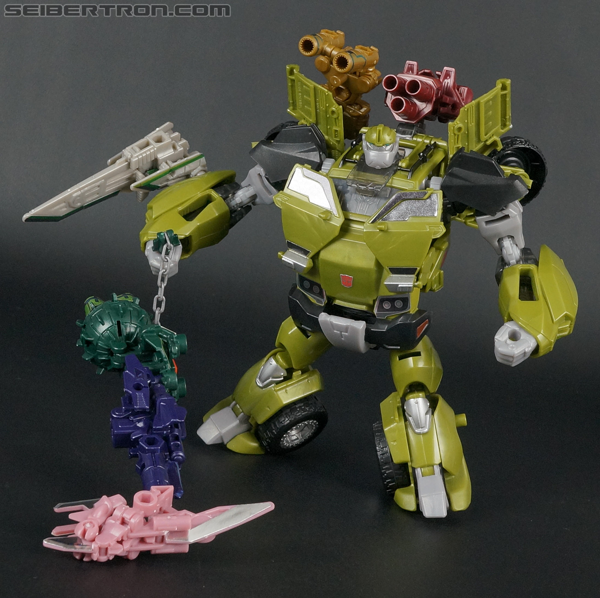 Transformers Arms Micron Bulkhead (Image #183 of 185)