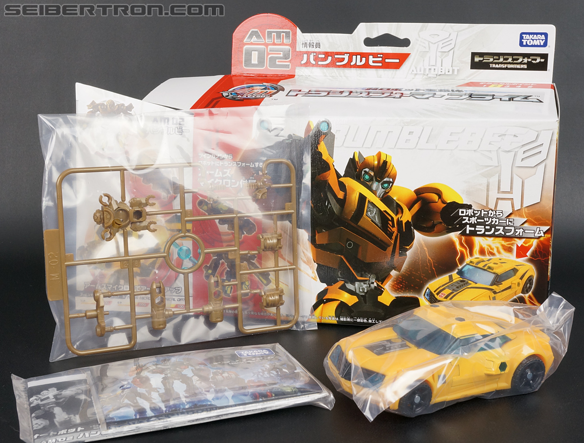 Transformers Arms Micron Bumblebee (Image #28 of 202)