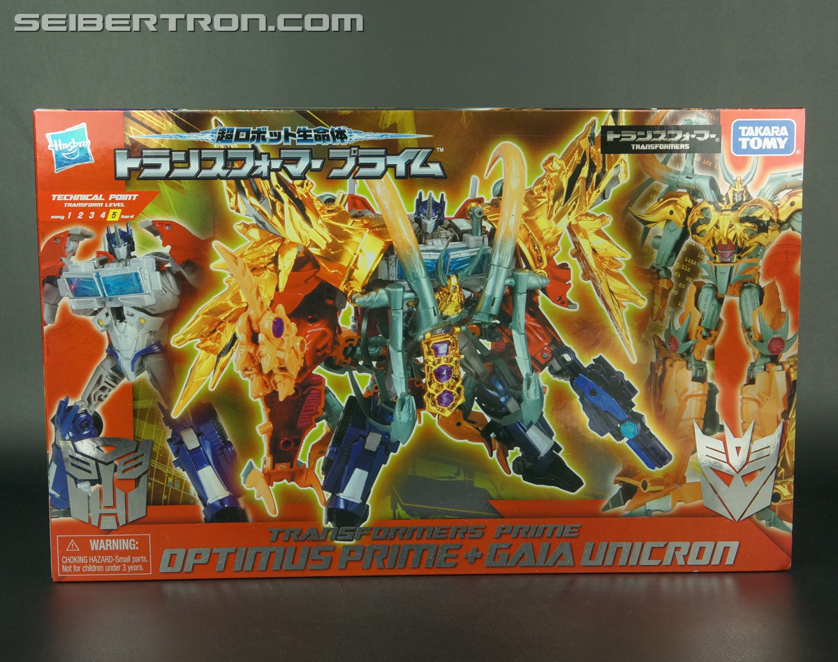 Transformers Arms Micron Gaia Unicron (Image #1 of 201)