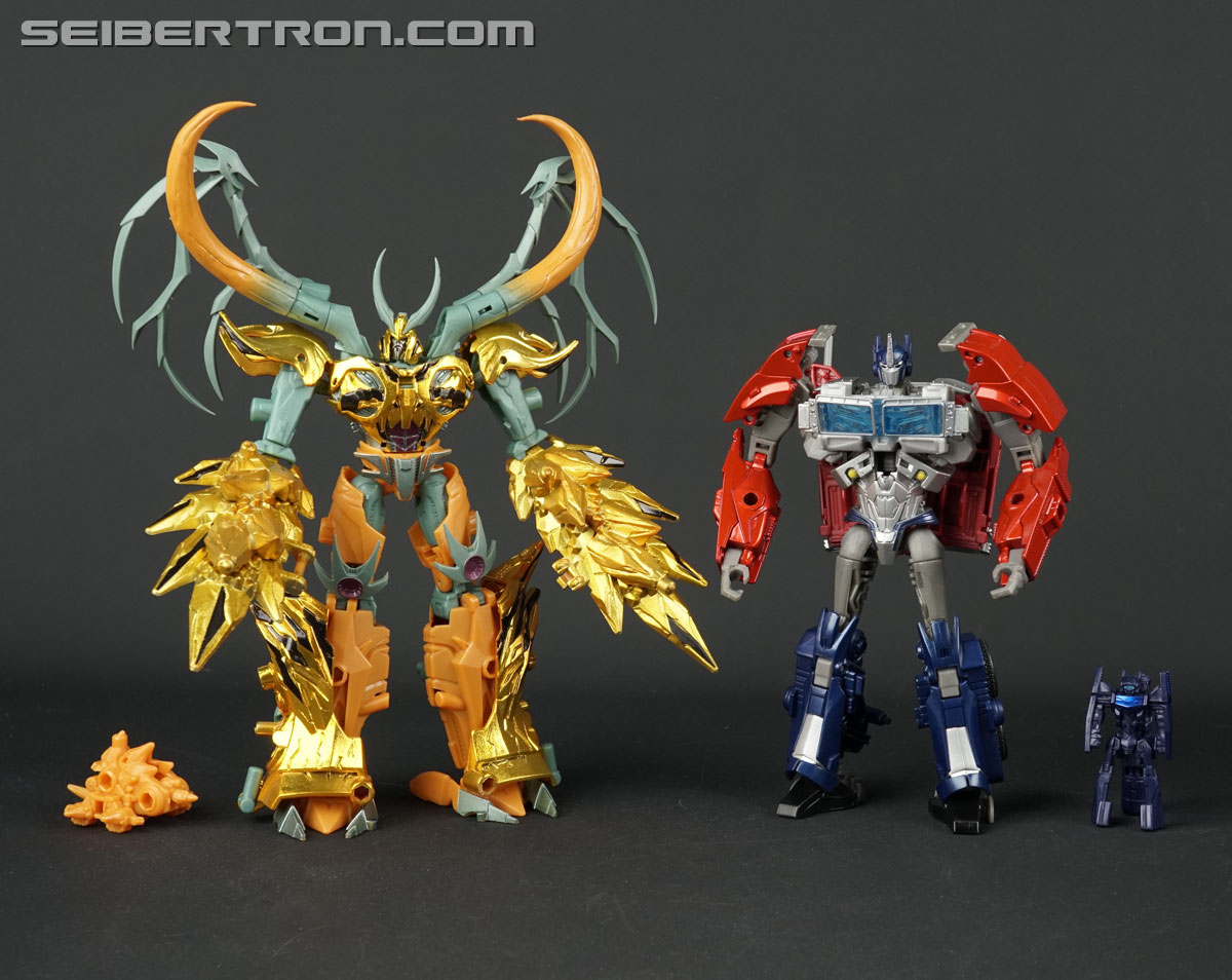 Transformers Arms Micron Gaia Unicron (Image #201 of 201)