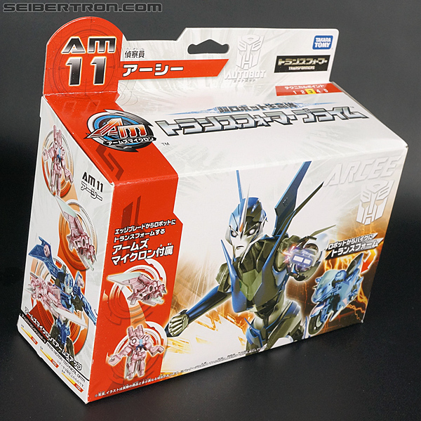 Transformers Arms Micron Arcee (Image #8 of 160)