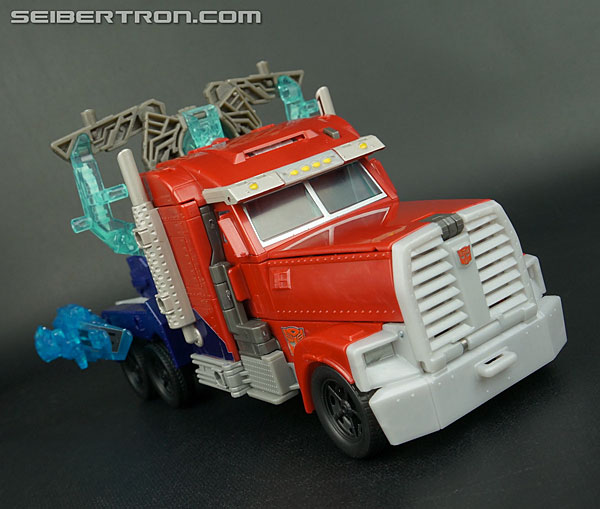 Transformers News: New Galleries: Arms Micron Gatling Bumblebee and Arms Master Optimus Prime