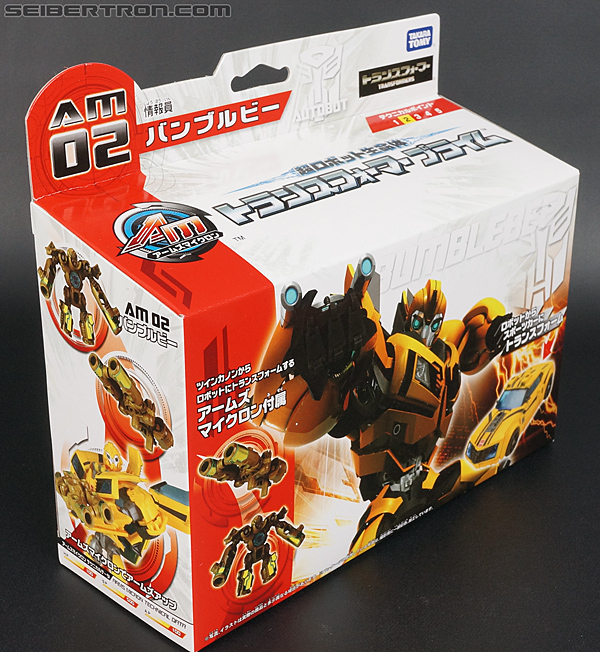 Transformers Arms Micron Bumblebee (Image #6 of 202)