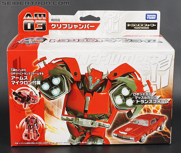 Transformers Arms Micron Cliffjumper (Image #1 of 168)