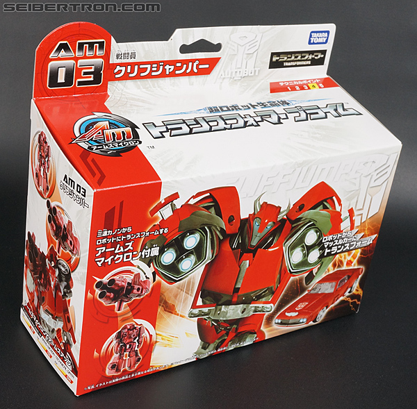 Transformers Arms Micron Cliffjumper (Image #6 of 168)