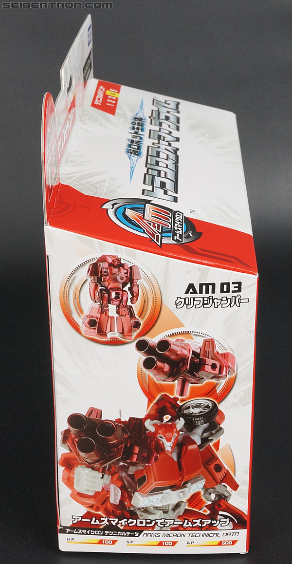 Transformers Arms Micron Cliffjumper (Image #7 of 168)