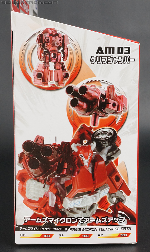 Transformers Arms Micron Cliffjumper (Image #8 of 168)