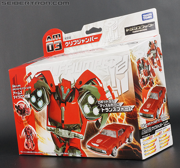 Transformers Arms Micron Cliffjumper (Image #21 of 168)