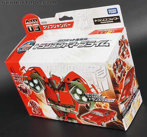 Transformers Arms Micron Cliffjumper (Image #22 of 168)
