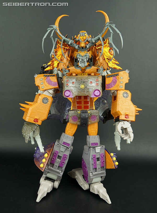 Transformers News: New Galleries: Arms Micron Gaia Unicron, Nightmare Unicron and more!