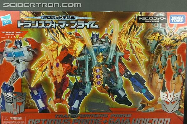 Transformers Arms Micron Gaia Unicron (Image #2 of 201)