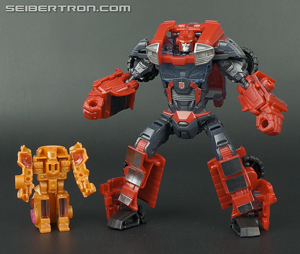 New Galleries: Takara Tomy Transformers Prime Arms Micron AM-20 Ironhide with Iro