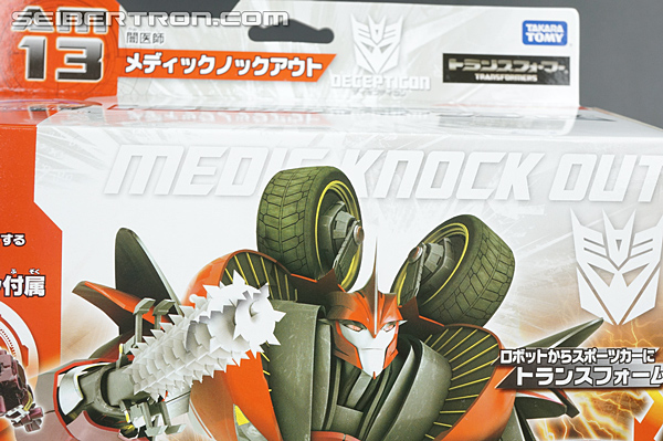 Transformers Arms Micron Medic Knock Out (Image #4 of 141)