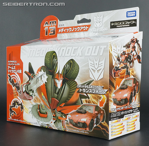 Transformers Arms Micron Medic Knock Out (Image #19 of 141)