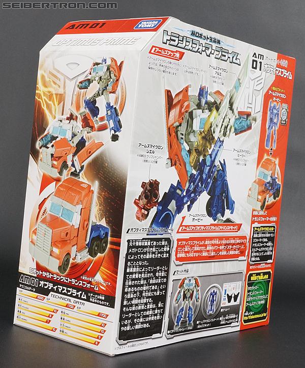 Transformers Arms Micron Optimus Prime (Image #16 of 181)