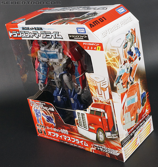 Transformers Arms Micron Optimus Prime (Image #21 of 181)