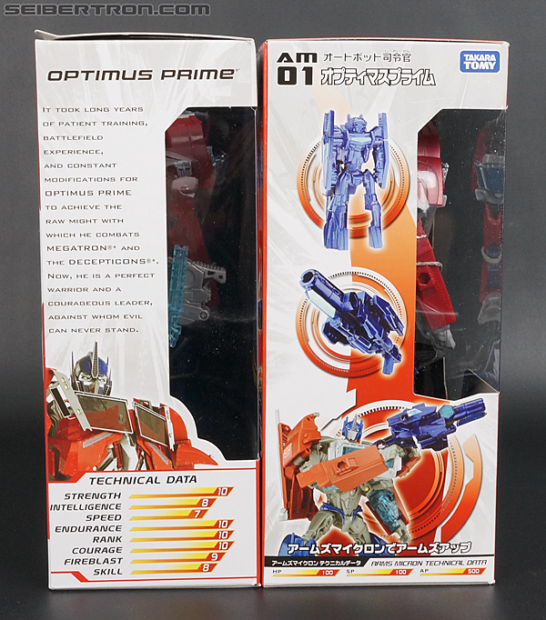 Transformers Arms Micron Optimus Prime (Image #26 of 181)