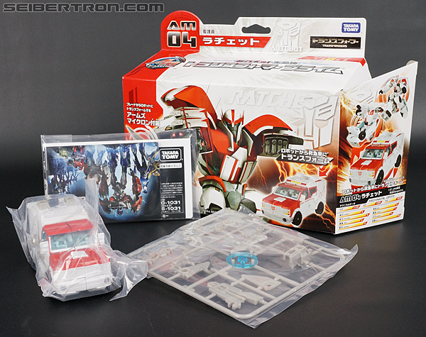 Transformers Arms Micron Ratchet (Image #25 of 173)