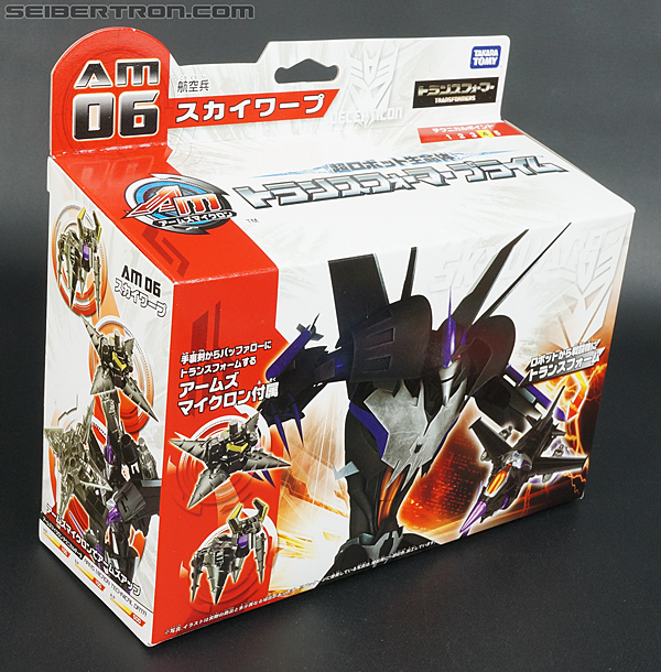Transformers Arms Micron Skywarp (Image #5 of 194)