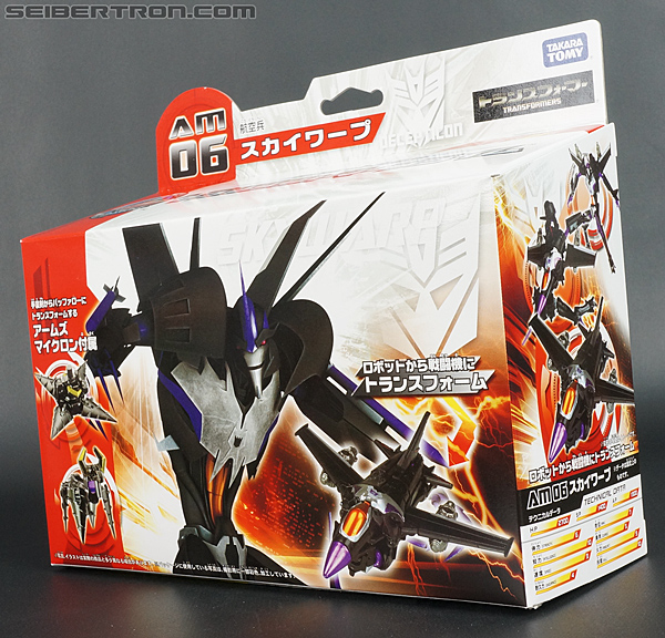 Transformers Arms Micron Skywarp (Image #17 of 194)