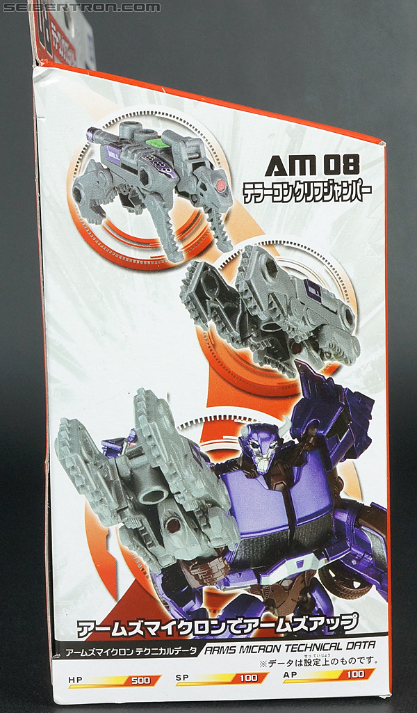 Transformers Arms Micron Terrorcon Cliffjumper (Image #8 of 268)
