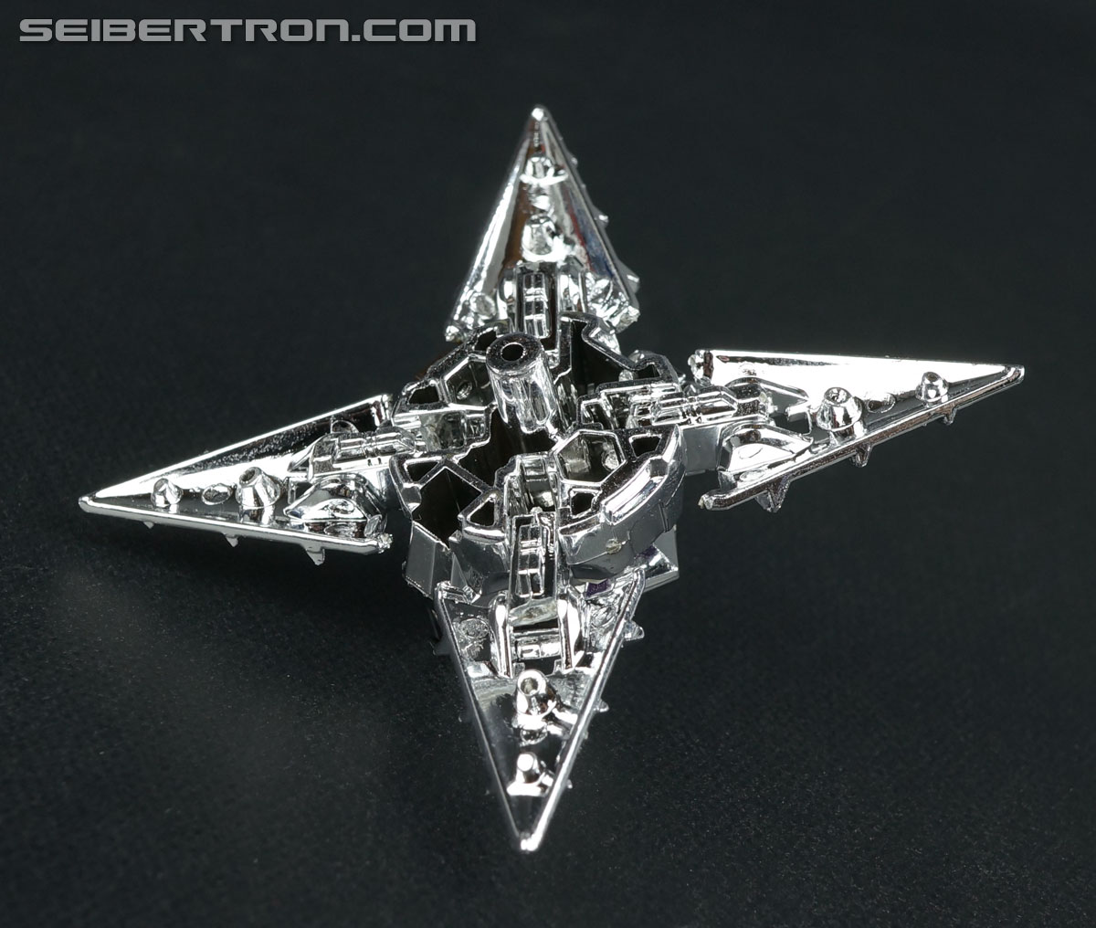 Transformers Arms Micron Silver Metal Balo (Image #37 of 78)