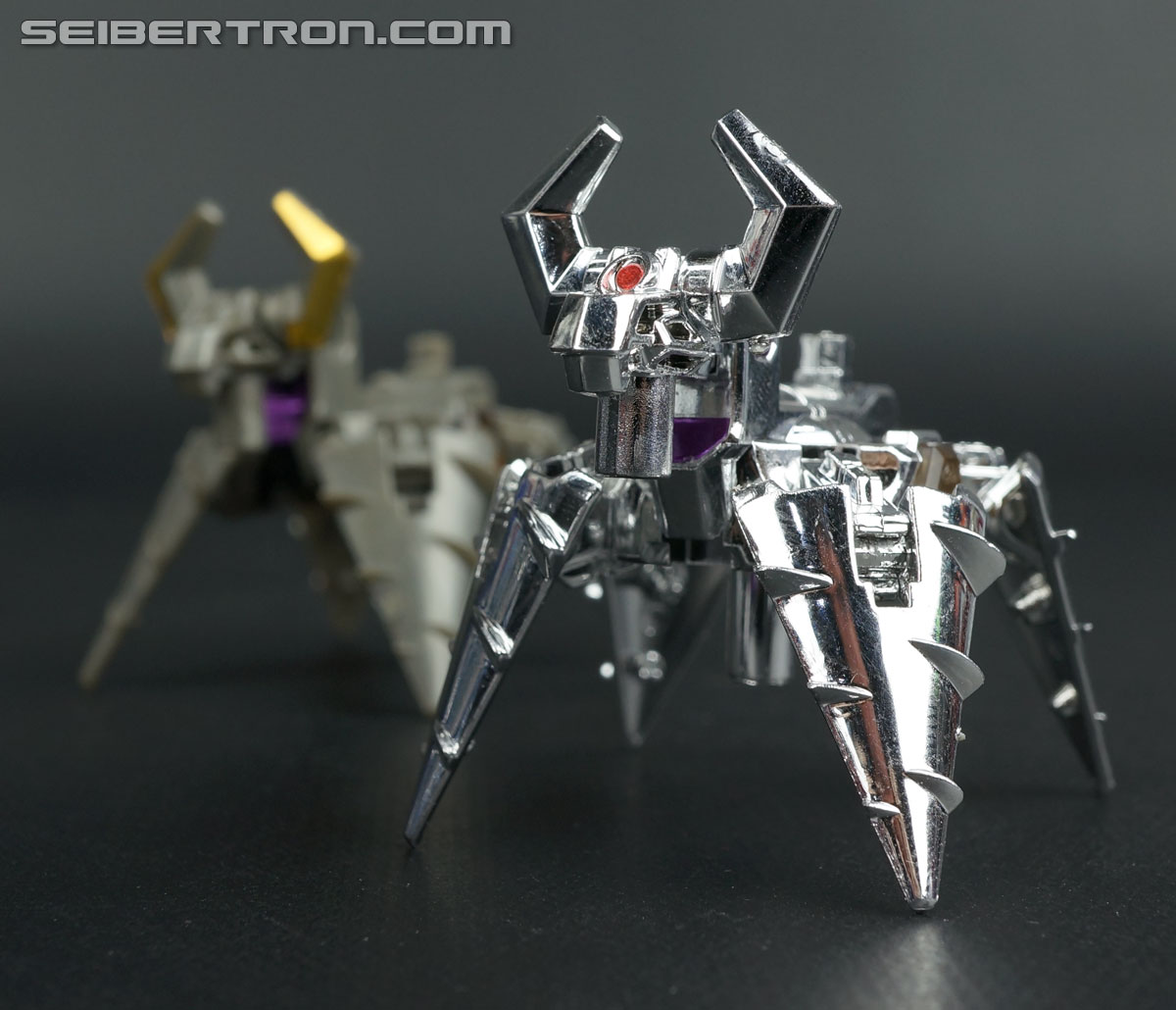 Transformers Arms Micron Silver Metal Balo (Image #51 of 78)