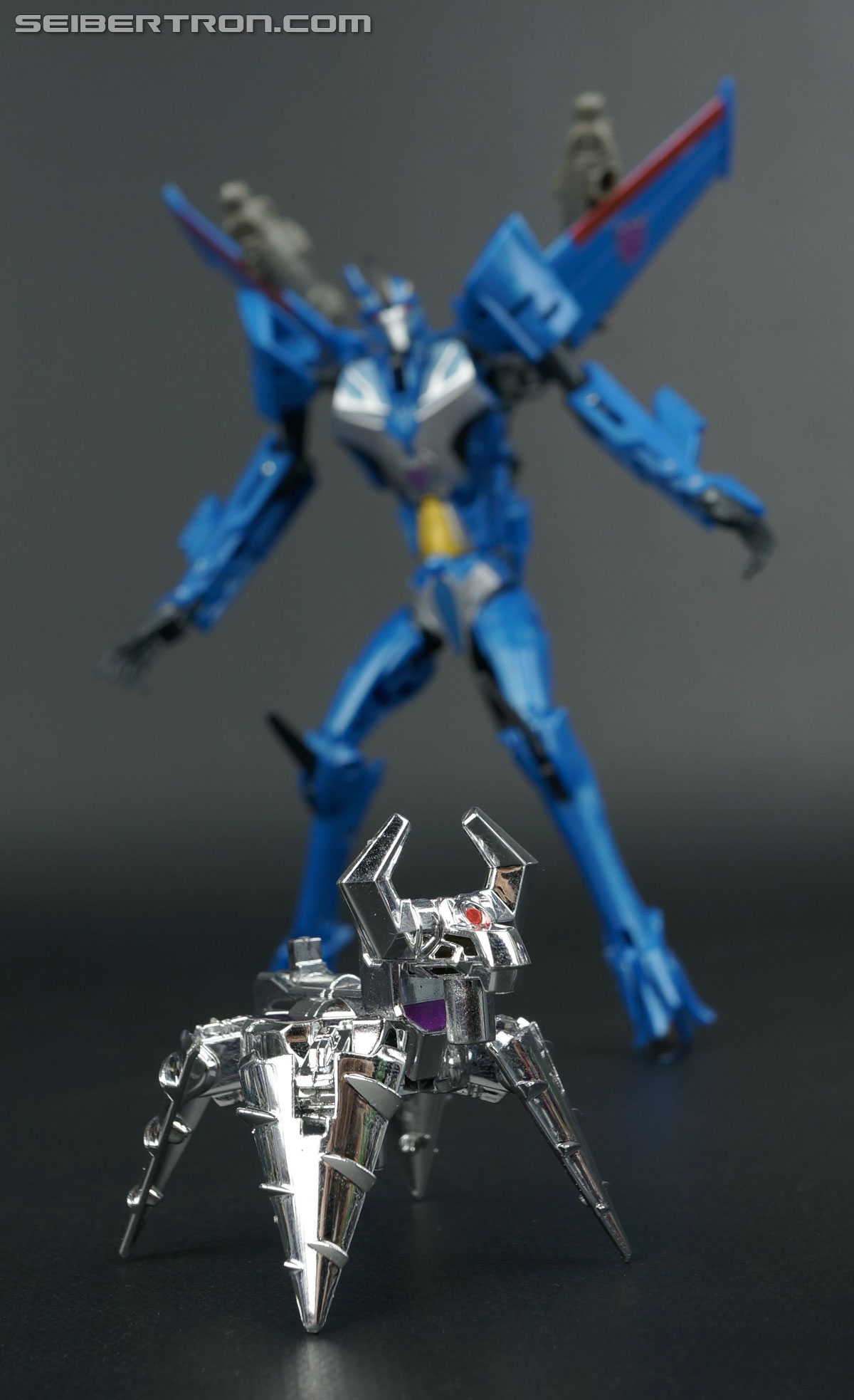 Transformers Arms Micron Silver Metal Balo (Image #77 of 78)