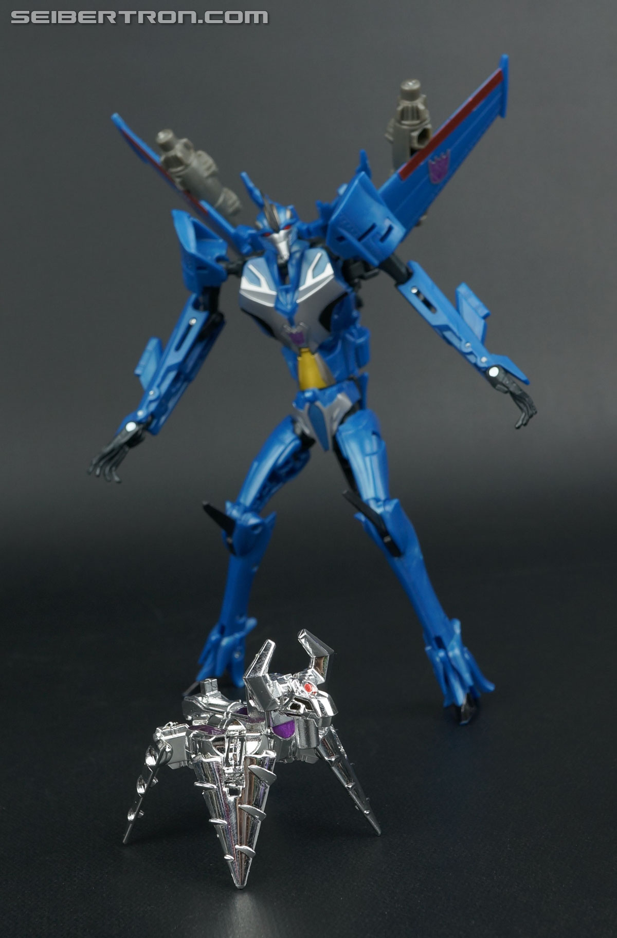 Transformers Arms Micron Silver Metal Balo (Image #78 of 78)
