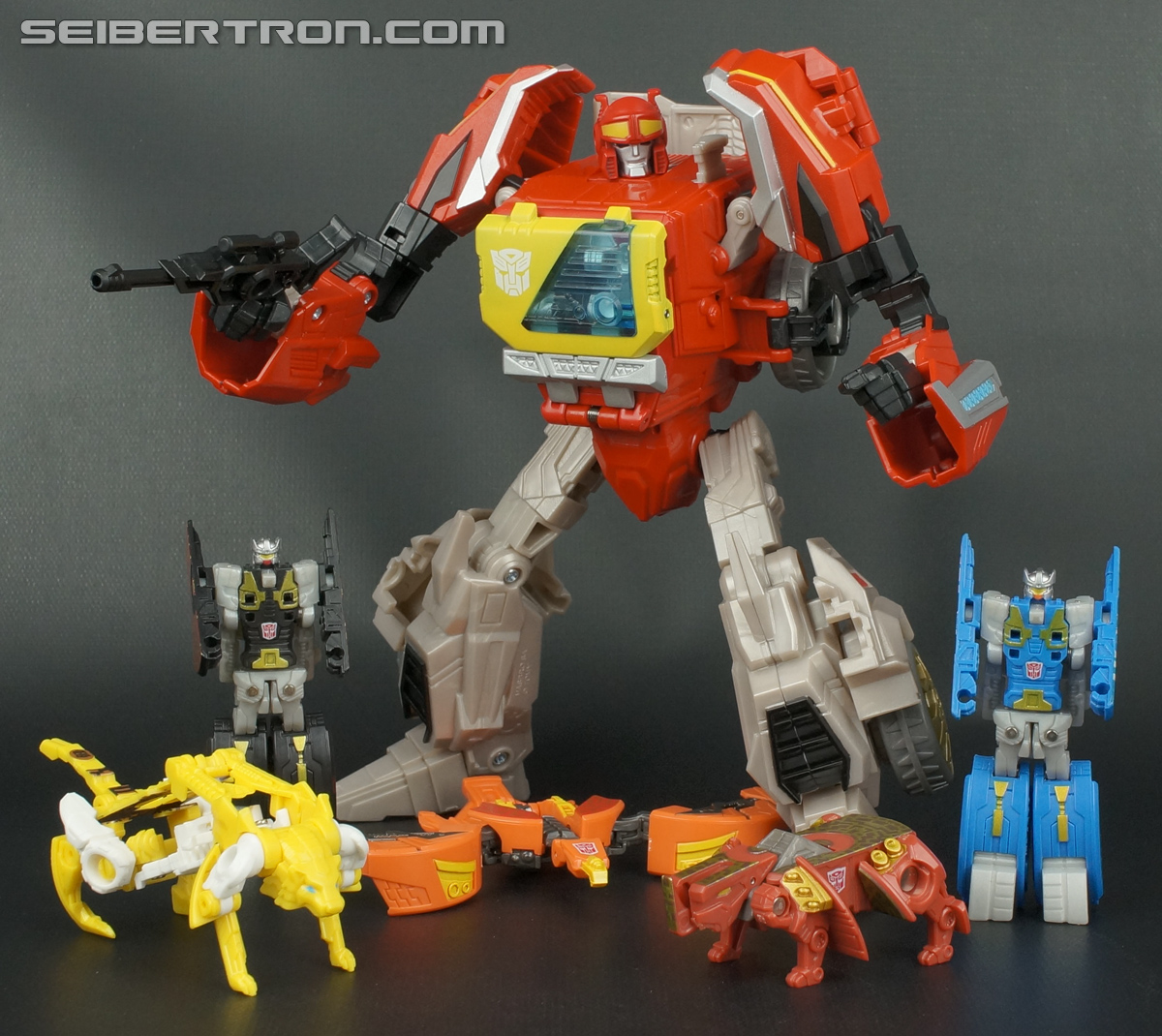 Transformers Fall of Cybertron Blaster (Image #152 of 193)
