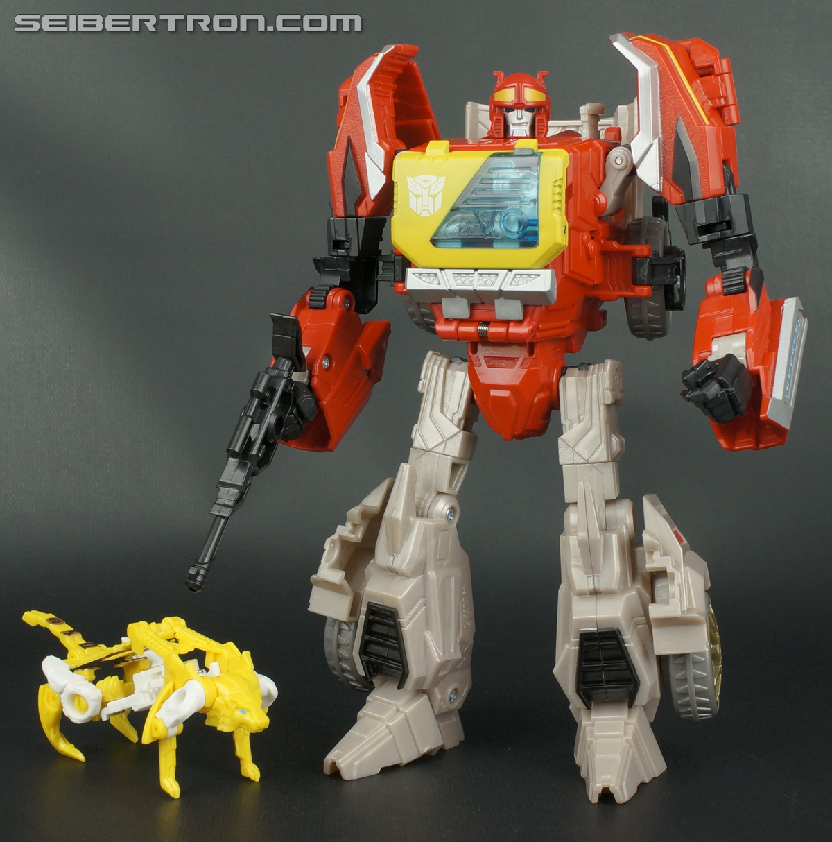 Transformers Fall of Cybertron Blaster (Image #160 of 193)