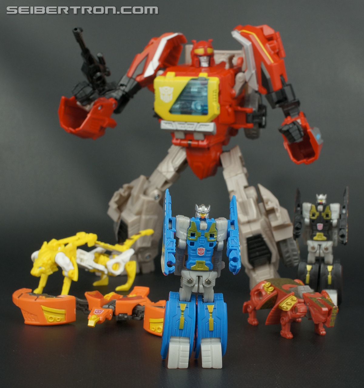 Transformers Fall of Cybertron Eject (Image #84 of 85)