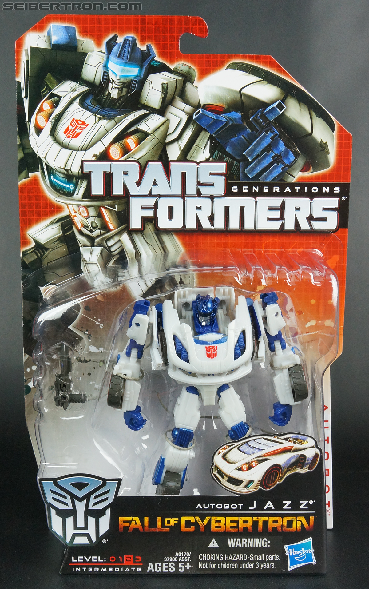Transformers Fall of Cybertron Jazz (Image #1 of 153)