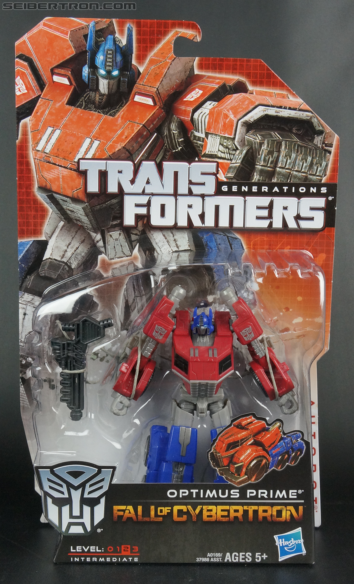 Transformers Fall of Cybertron Optimus Prime (Image #1 of 164)